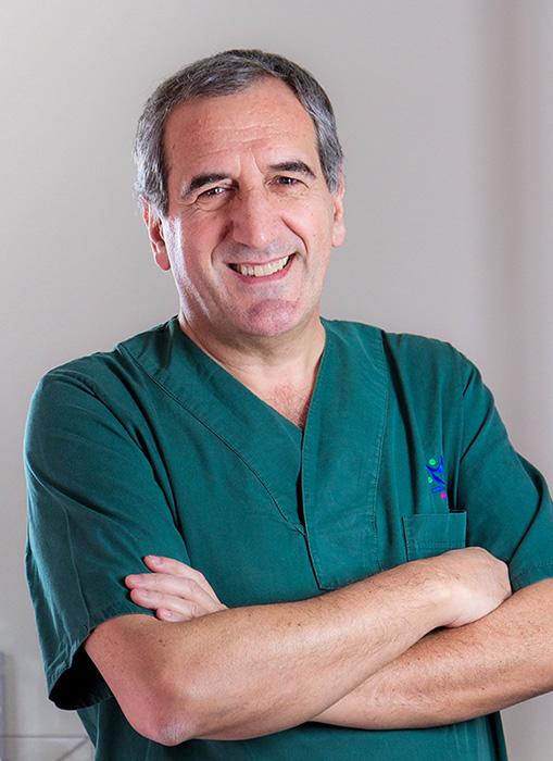 Dott. Alberto Maraggia del Centro Medico Odontoiatrico Clinica Sorriso del Bambino