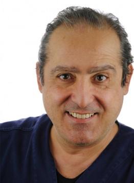 Dott. Michele D'Amelio del Centro Medico Odontoiatrico Clinica Sorriso del Bambino