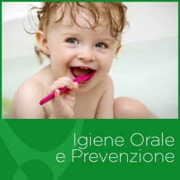 Igiene Orale e Prevenzione del Centro Medico Odontoiatrico Clinica Sorriso del Bambino