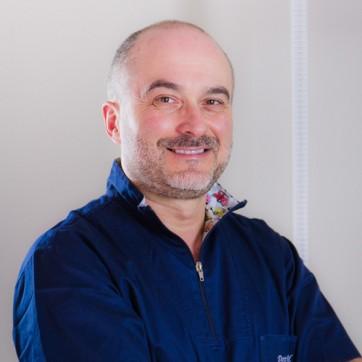 Dott. Marco Calabrese del Centro Medico Odontoiatrico Clinica Sorriso del Bambino (Quadrata)