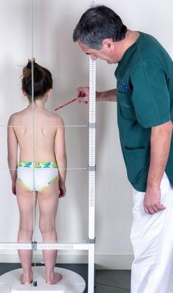 Test Posturometria Dott. Maraggia Centro Medico Odontoiatrico Clinica Sorriso del Bambino ad Albignasego (Padova)