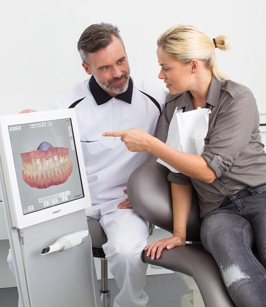 impronta-tridimensionale-senza-paste-clinica-sorriso