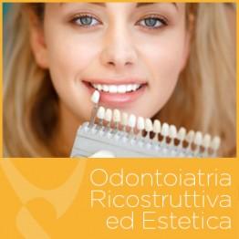 Odontoiatria Ricostruttiva ed Estetica del Centro Medico Odontoiatrico Clinica Sorriso del Bambino