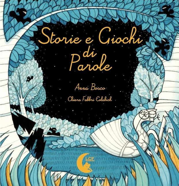 storie e giochi di parole copertina libro